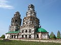 Temple in Kashirino. Спасо-Преображенский храм села Каширино - panoramio.jpg