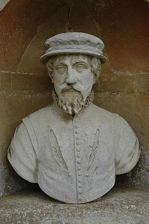 Thomas Gresham - Image: Temple of British Worthies Sir Thomas Gresham