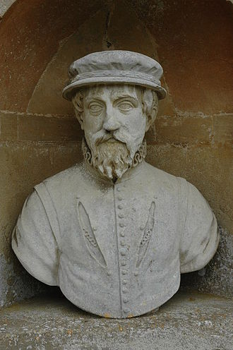 Thomas Gresham - Image: Temple of British Worthies Sir Thomas Gresham