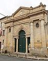 Temple protestant de Bergerac, place du Docteur-Cayla.jpg