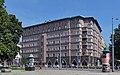 Tenement house (1926 by Wacław Nowakowski), 6 Inwalidów square, Krakow, Poland.jpg