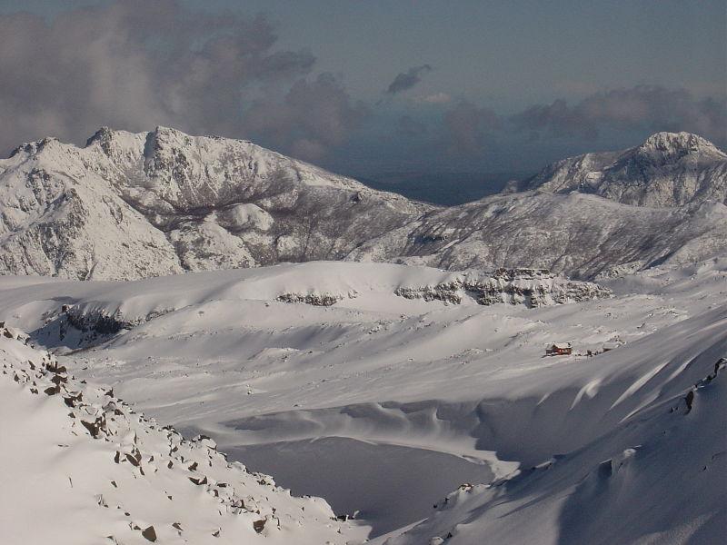 Onde esquiar no arredores de Santiago