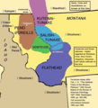 Territory of some plateau tribes in Montana at the time they got the first horses.png