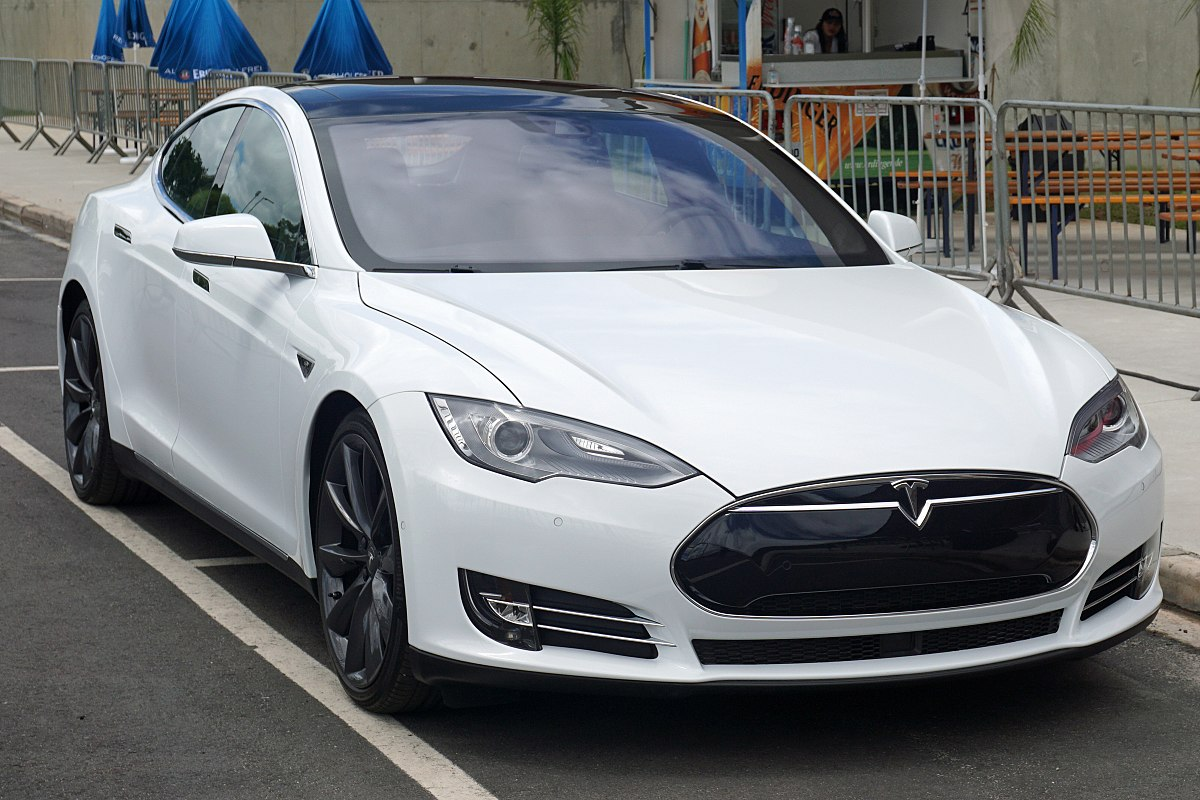 Tesla Model S Car And Driver