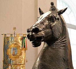 Testa di cavallo (Donatello)