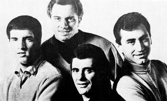 The Four Seasons (band) - The Four Seasons in 1966