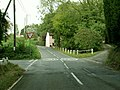 The B1055 as is enters Hempstead, Essex - geograph.org.uk - 240165.jpg