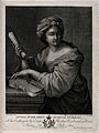 The Cumaean sibyl. Engraving by P. Savorelli and P. Fontana Wellcome V0035900.jpg