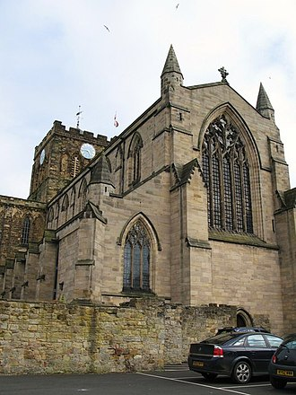 Acca of Hexham - Hexham Abbey