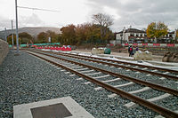 The New Luas Extension - Glencairn Stop (5094500370).jpg
