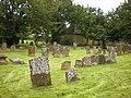 The Parish Church of St Kenelm's, Enstone, Graveyard - geograph.org.uk - 1323934.jpg