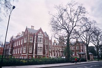 The Royal Marsden NHS Foundation Trust - The Royal Marsden Hospital in Chelsea