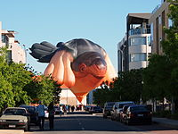 The Skywhale in October 2013