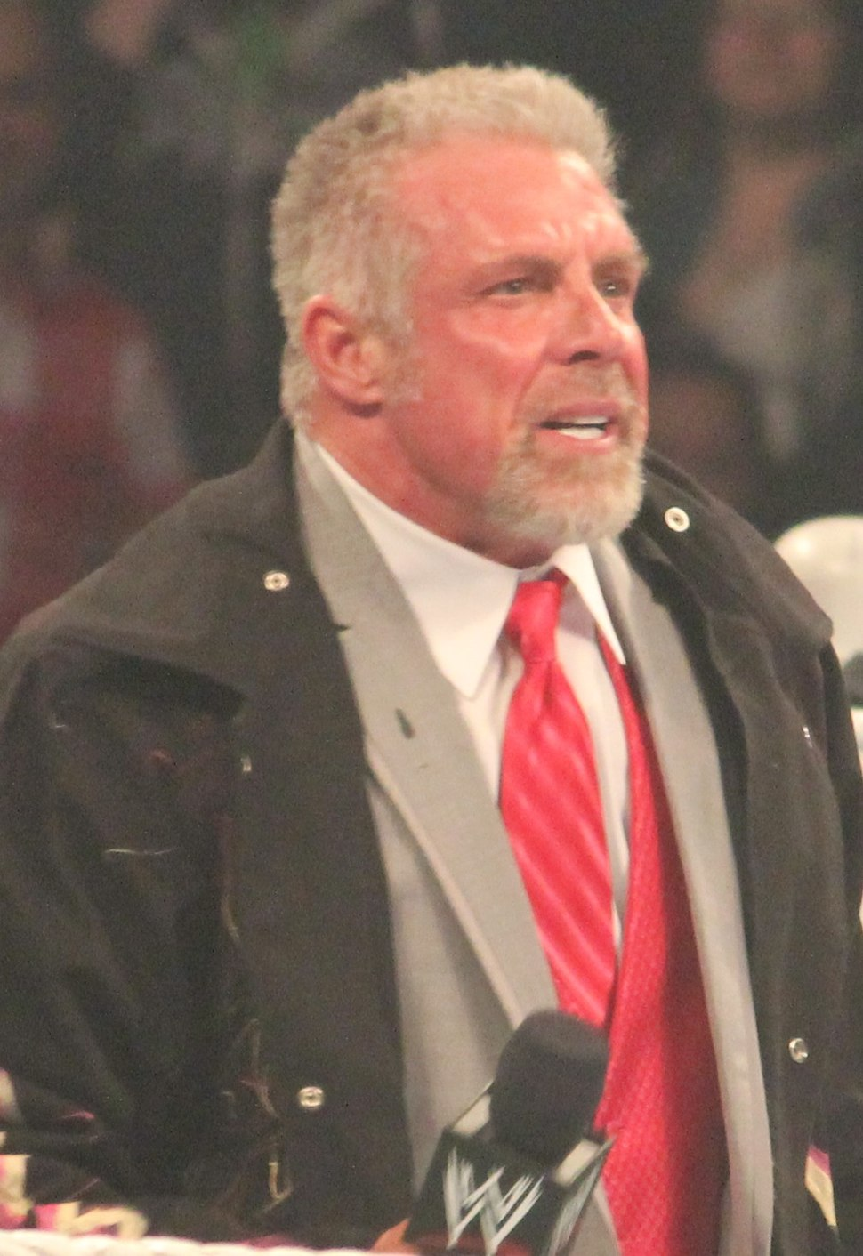 The Ultimate Warrior April 2014