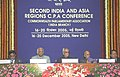 The Vice President, Shri Bhairon Singh Shekhawat at the inauguration of the Second India and Asia Regions Commonwealth Parliamentary Association Conference in New Delhi on December 17, 2005.jpg