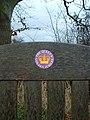 The Yelford Queen's Golden Jubilee bench - geograph.org.uk - 101011.jpg