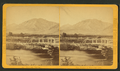 The bridge at Boulder City, by James Collier.png