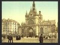 The cathedral, near the east railway station, Paris, France-LCCN2001698524.tif