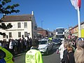 The end of the convoy - Olympic torch relay (14) - geograph.org.uk - 2999414.jpg