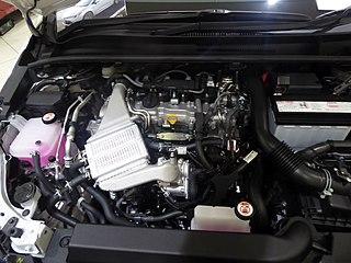 Toyota NR engine Motor vehicle engine