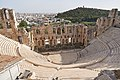 The interior of the Odeon of Herodes Atticus on May 19, 2020.jpg