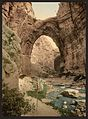The natural arch, Constantine, Algeria-LCCN2001697865.jpg