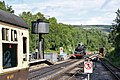The railway north of Grosmont Station - geograph.org.uk - 774433.jpg