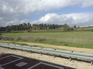 Southern District (Israel) - The route from Jerusalem to Ashdod