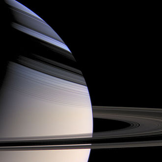 The shadows of Saturn's rings.jpg