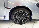 The tire wheel of Subaru WRX S4 STI Sport EyeSight (DBA-VAG).jpg