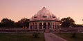 The tomb of Isa Khan Niyazi, Humayuns tomb complex.jpg