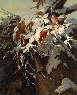 Theude Grönland - Songbirds in the snow.jpg