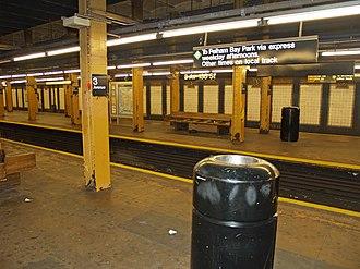 Third Avenue–138th Street (IRT Pelham Line) - Image: Third Avenue–138th Street (IRT Pelham Line) by David Shankbone
