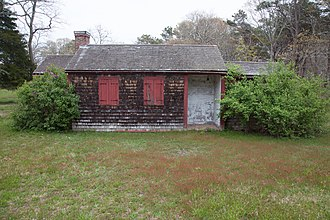National Register of Historic Places listings in Barnstable County, Massachusetts - Image: Thomas Atwood House