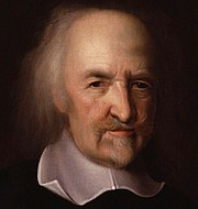 Thomas Hobbes (portrait)