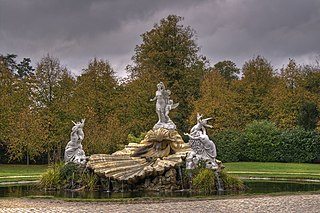 Shell Fountain, Cliveden
