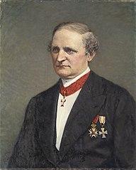 Portrait of Thorleif Schjelderup