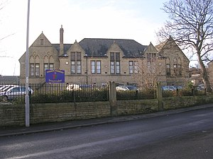 Idle, West Yorkshire - Thorpe Primary School
