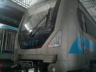 Line 3 (Tianjin Metro) Railway line of Tianjin Metro