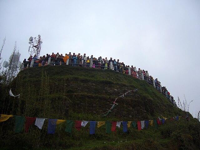 Tiger Hill, Darjeeling_4