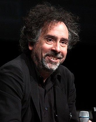 Tim Burton - Burton at the 2012 Comic-Con in San Diego.