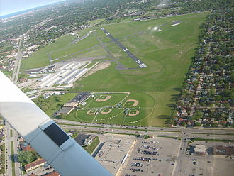 Lawrence J. Timmerman Airport - Image: Timmerman Field (MWC)