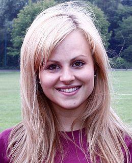 Tina OBrien British actress