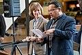 Tina Smith and Keith Ellison 3 (24695252327).jpg