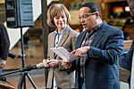 Tina Smith and Keith Ellison 3 (24695252327).jpg