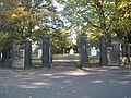 Tinsley Park Cemetery Gates 22 10 2018 1.jpg