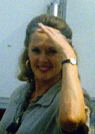 Tippi Hedren - Hedren on the set of The Birds II: Land's End (1994)