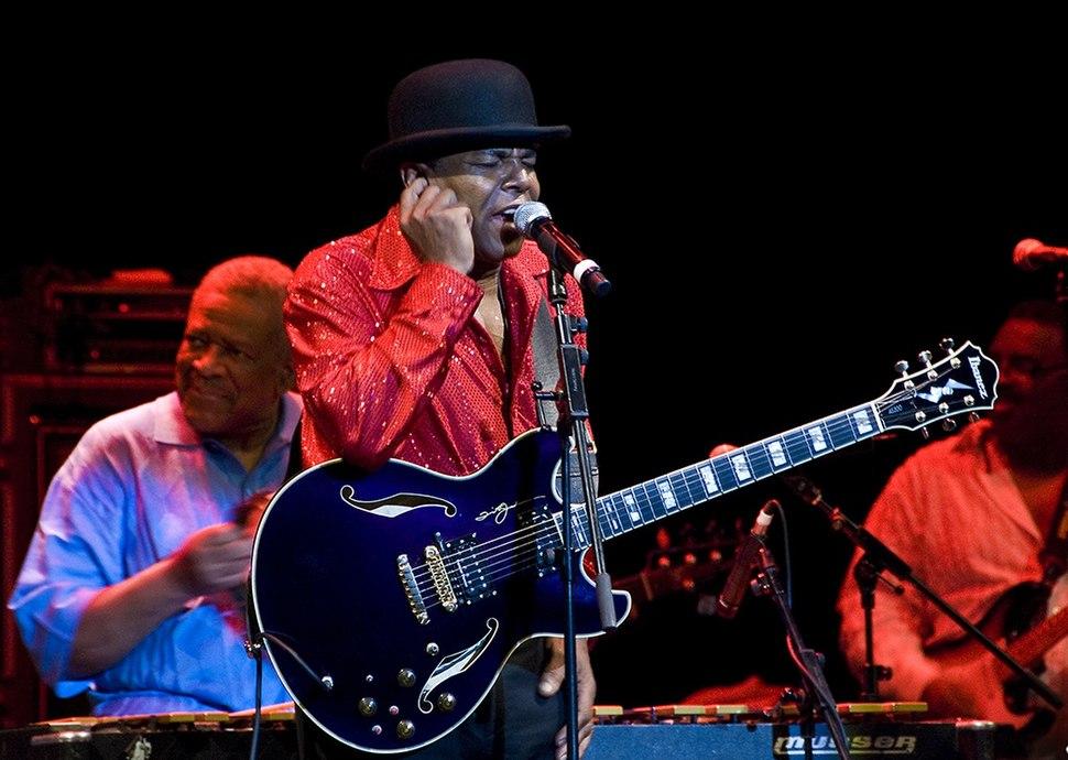 Tito Jackson 2009-07-19