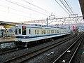 Tobu 8000 series 8576 at Tatebayashi Station.jpg