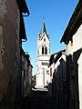 Tocane église ruelle.JPG